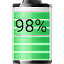 Battery Widget - % Indicator for Lollipop - Android 5.0