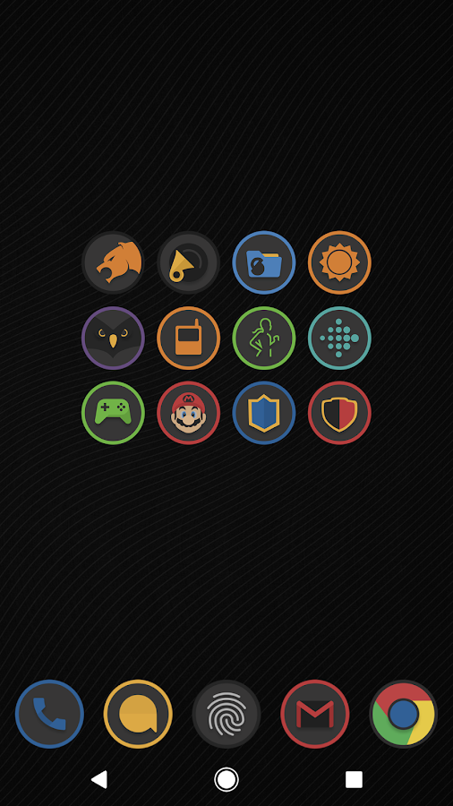 Devo Icon Pack Screenshot 7