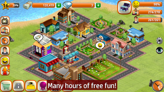 Village City - Island Sim Farm: Build Virtual Life APK baixar