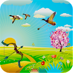Real Duck Archery Bird Hunting Shooting Game 2017 Icon