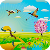 Game Real Duck Archery Bird Hunting Shooting Game 2017 apk for kindle fire