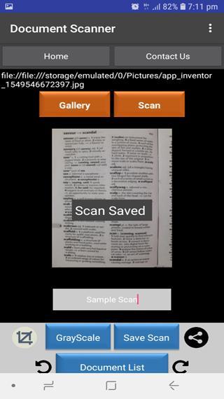 Ultra Scanner Screenshot 7