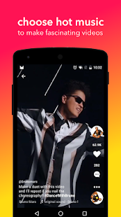 Free Download musical.ly APK for Samsung