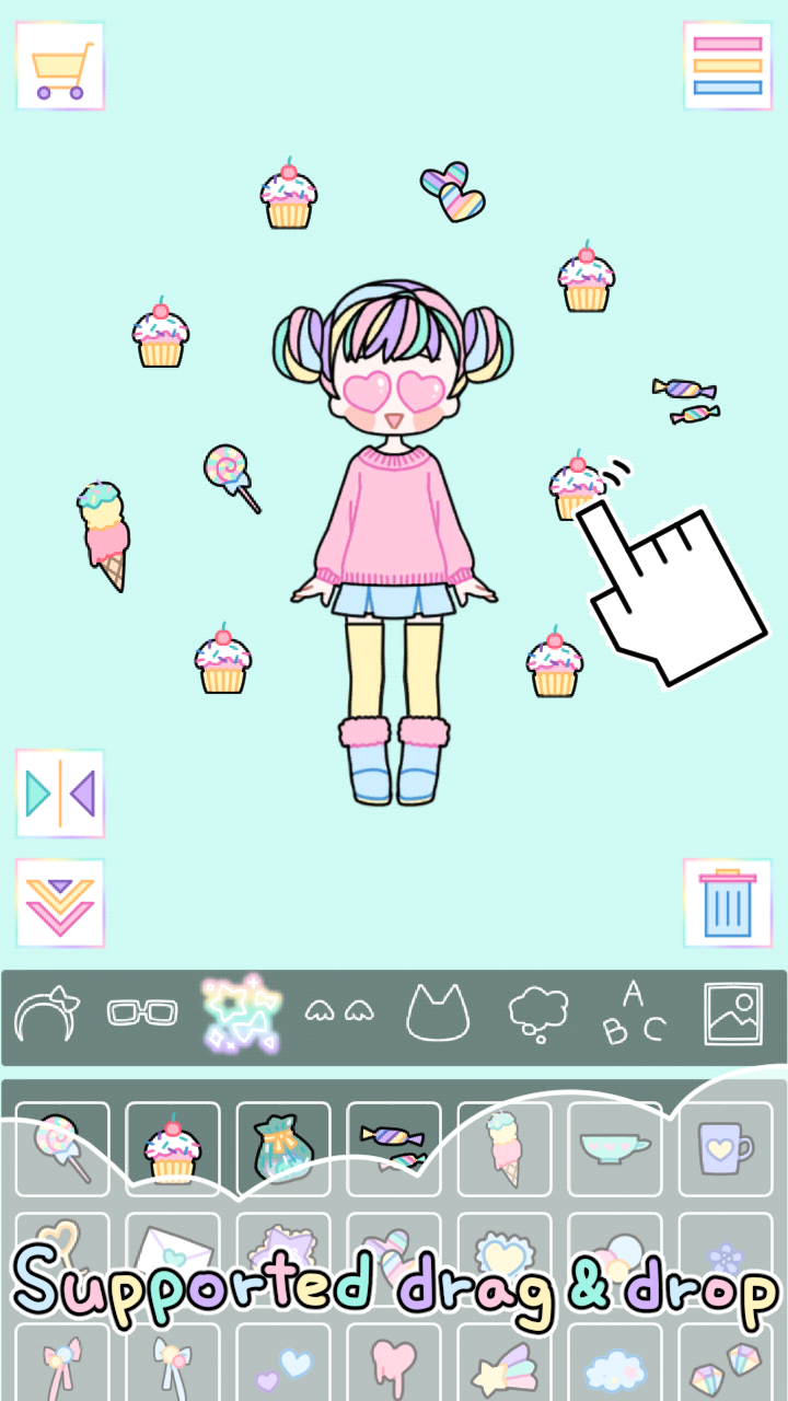 Pastel Girl Screenshot 2