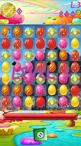 android Candy Egg Saga Screenshot 3