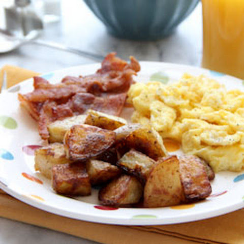 Perfect Breakfast Potatoes