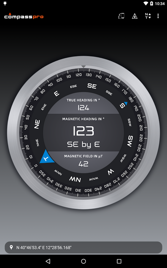 Compass Pro Screenshot 13