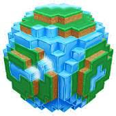 World of Cubes Survival Craft APK for Bluestacks