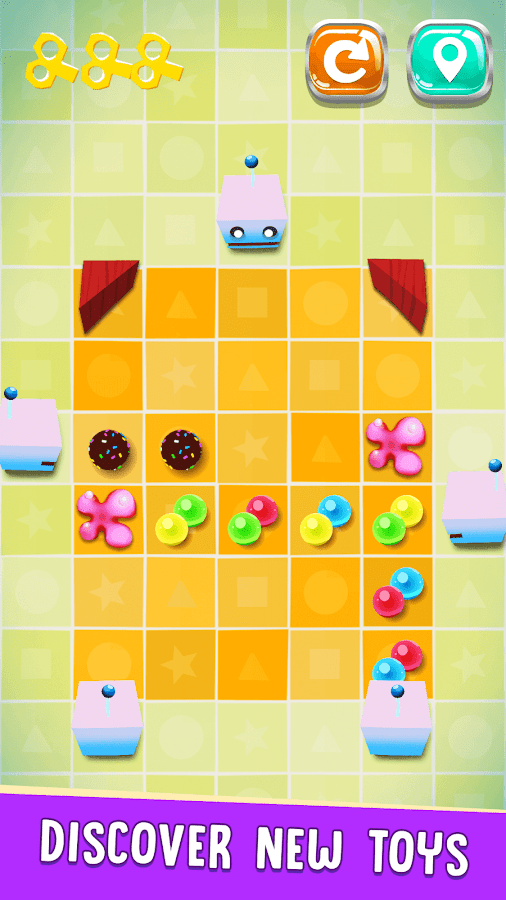 Tidy Robots Screenshot 2