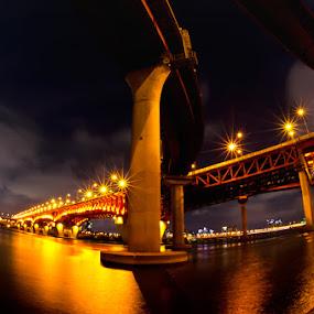 by Ryo SiNaga - Buildings & Architecture Bridges & Suspended Structures