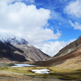 INCREDIBLE LADAKH by Dipankar Singha - Landscapes Mountains & Hills