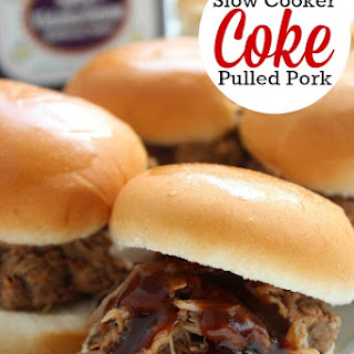 Slow Cooker Coke Pulled Pork
