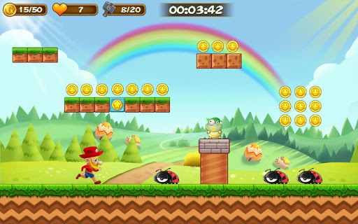 Super Adventure of Jabber screenshot 9