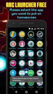App ARC Launcher Theme No Ads APK for Kindle