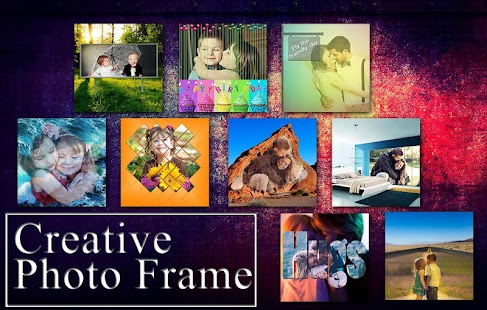 Creative Photo Frames - screenshot