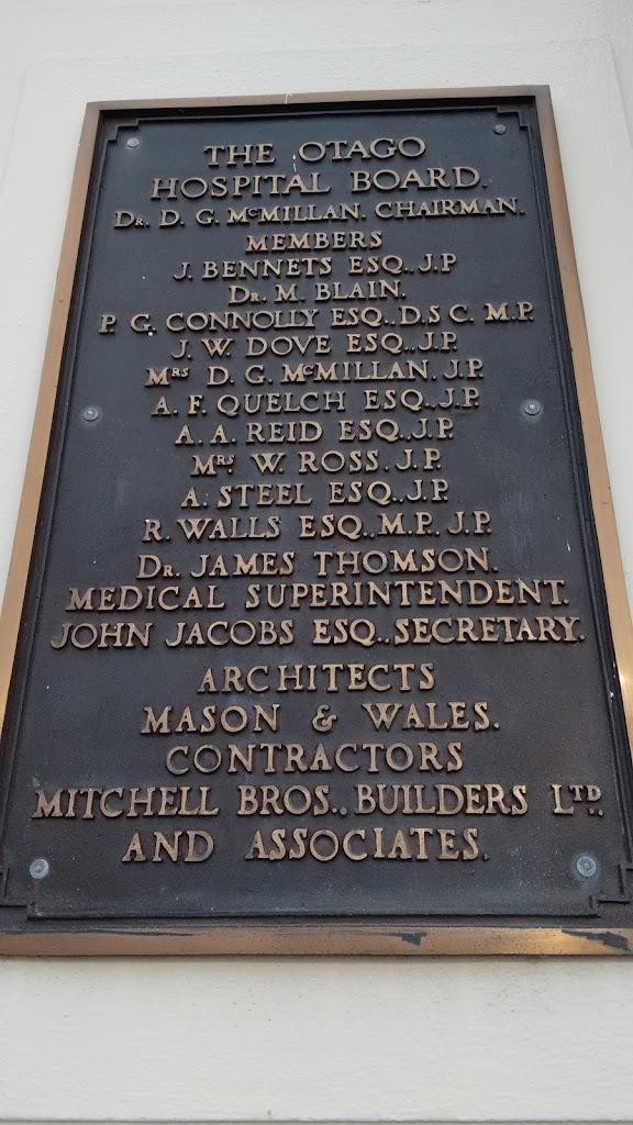 Transcription:The Otago Hospital Board. Dr. D. G. McMillan. Chairman. Members J. Bennets Esq., J.PDr. M. Blain.P. G. Connolly Esq., D.S C. M.P.J. W. Dove Esq., J.P.Mrs D. G. McMillan. J.P.A. f. ...