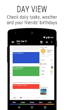 Business Calendar 2 APK screenshot thumbnail 7