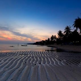 Good morning by Fariz Mohammad - Landscapes Beaches ( sand, sunrise, beach )