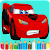 How To Color Lightning mcqueen file APK Free for PC, smart TV Download