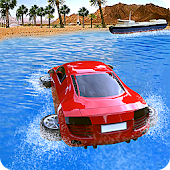 Game Water Surfing Race Car Driver APK for Windows Phone