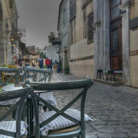 Xanthi by Stratos Lales - Instagram & Mobile Android ( market, street, greece, xanthi, leisure )