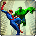 Game Incredible Monster vs Super Spiderhero City Battle APK for Windows Phone