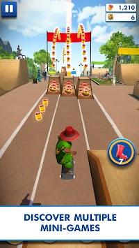 Paddington™ Run (Unreleased) apk screenshot