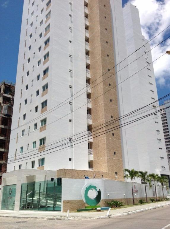 Apartamento residencial à venda, Cabo Branco, João Pessoa - AP4969.