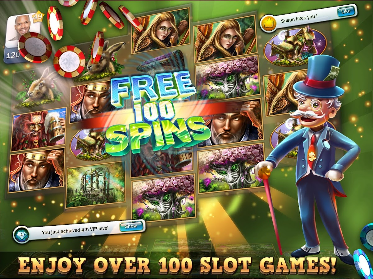 Slots™ Huuuge Casino Screenshot 5