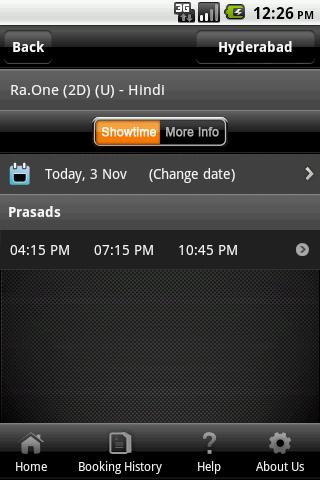 Prasads Cinemas screenshot 4