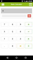 Screenshot of My Calculator