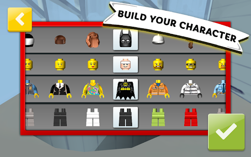 LEGO® Juniors Create & Cruise APK for Bluestacks