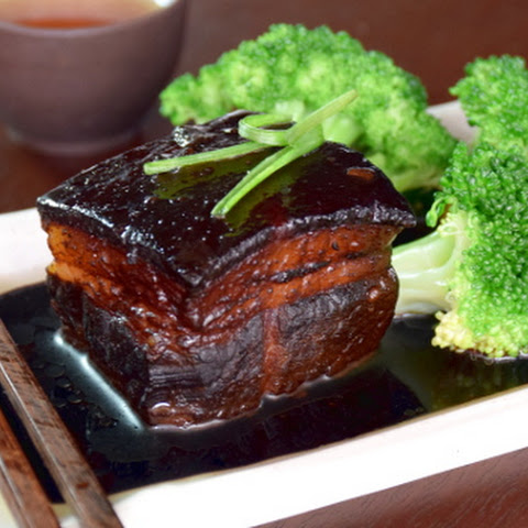 Braised pork belly - Chinese style