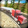Uphill Cargo Truck Driving 3D
