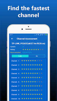 WiFi Analyzer - Network Analyzer APK screenshot thumbnail 4