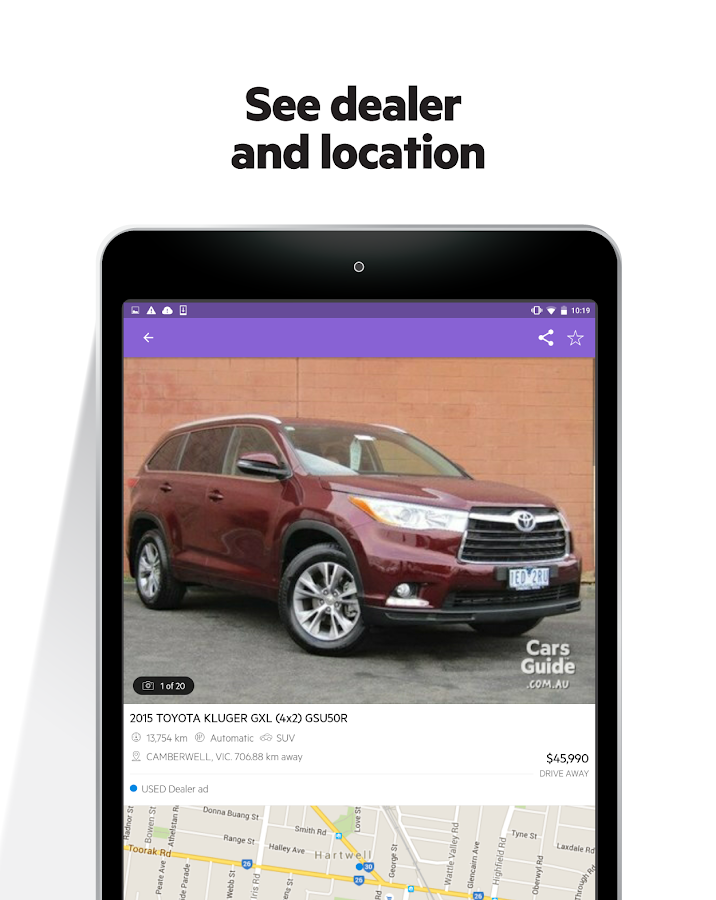 CarsGuide.com.au Screenshot 5