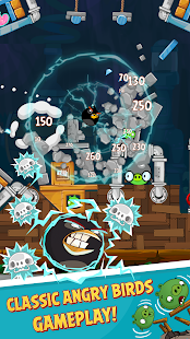 Angry Birds Screenshot