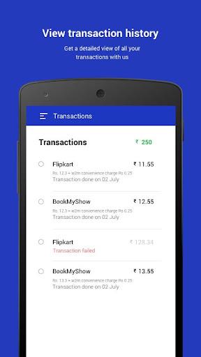 Way2Money - HakunaMatata Your money simplified . screenshot 7
