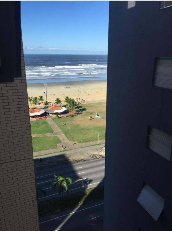 Apartamento com 2 dormitórios à venda, 84 m² por R$ 450.000 - Itararé - São Vicente/SP