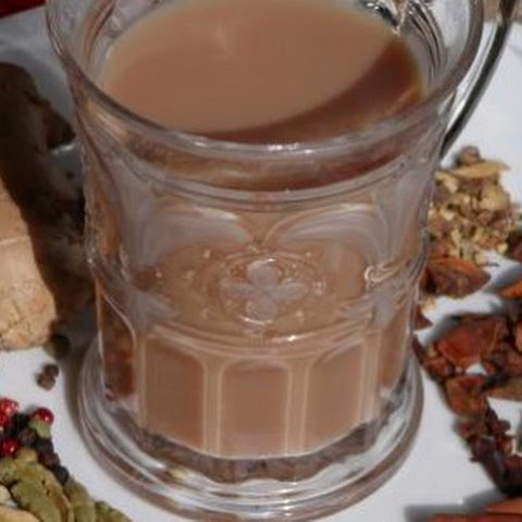 Indian Spicy Chai Tea