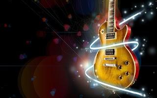 Screenshot of Guitar Live Wallpaper
