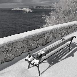 by Boris Buric - Black & White Landscapes