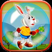 Bunny Rabbit Run : Jungle Fun APK for Bluestacks
