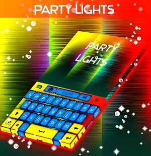 Party Lights Keyboard - screenshot