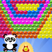 Download Bubble Panda - POP APK to PC