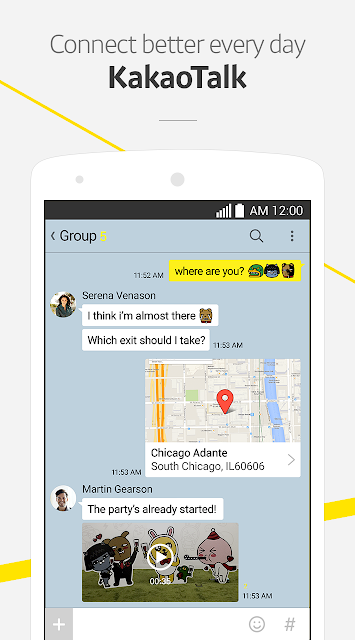 KakaoTalk: Free Calls & Text screenshots