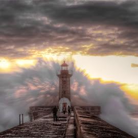 by Henrique Melo - Landscapes Beaches