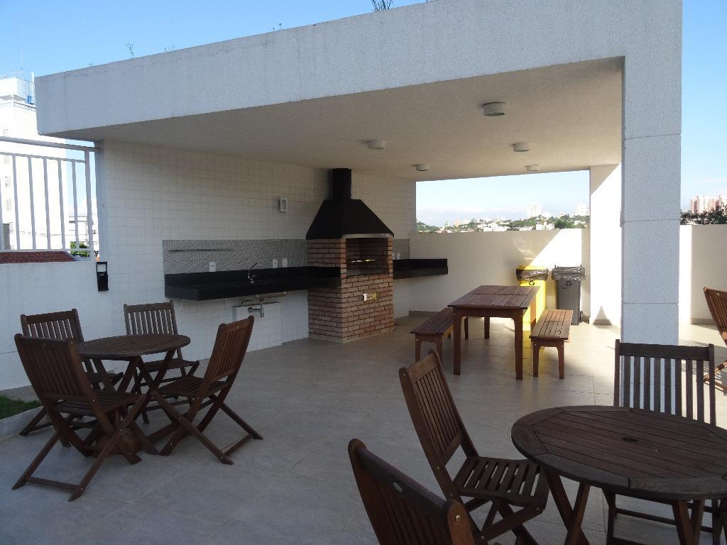 Apartamento de 2 dormitórios à venda em Jardim Belo Horizonte, Campinas - SP