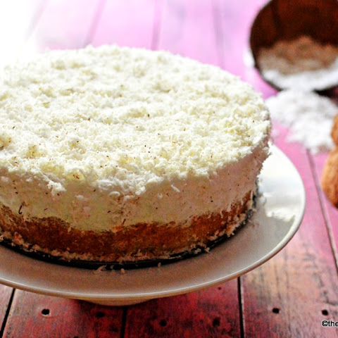 Coconut Mousse Cake