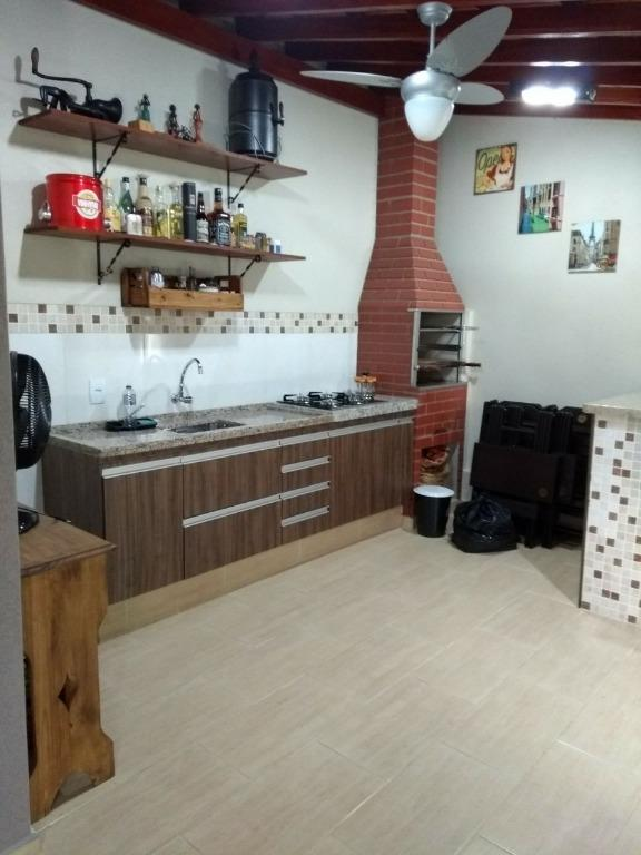 Casa com 2 dormitórios à venda, 72 m² por R$ 318.000 - Jardim Terras de Santo Antônio - Hortolândia/SP